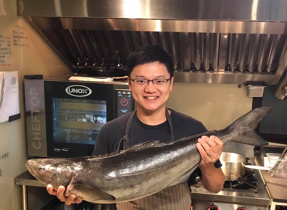 義式手作料理主廚-Roy