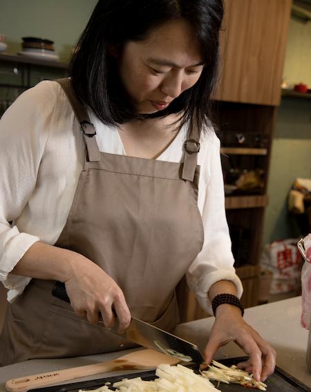 蔬食料理主廚-Erica