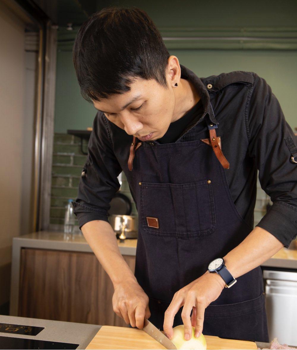 泰式料理主廚-小銘